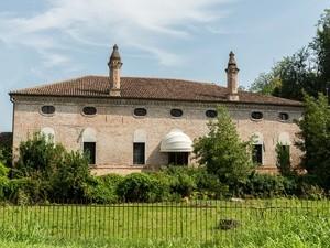 Villa Pasqualini-Canato ex casotto da caccia